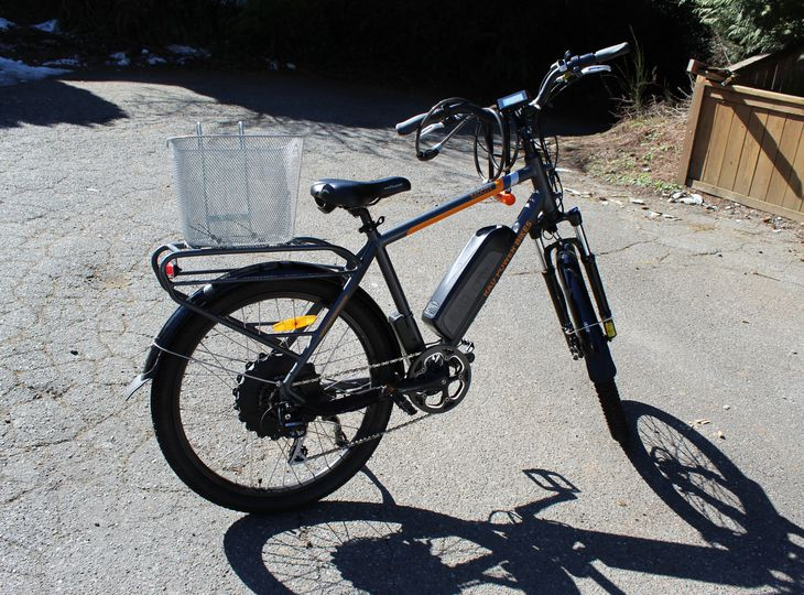 "RadCity 2018 Electric Commuter Bike 19"" Frame"