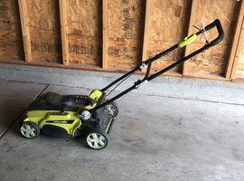 Ryobi lithium 40V Lawn Mower