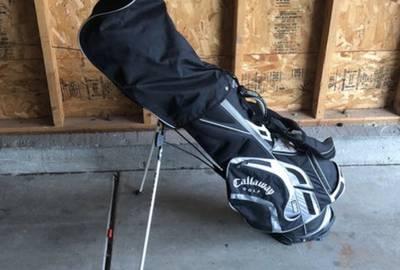 Callaway Big Bertha Diablo Men's Golf Set