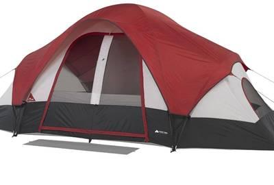 Ozart Trail 8-person Dome Tent