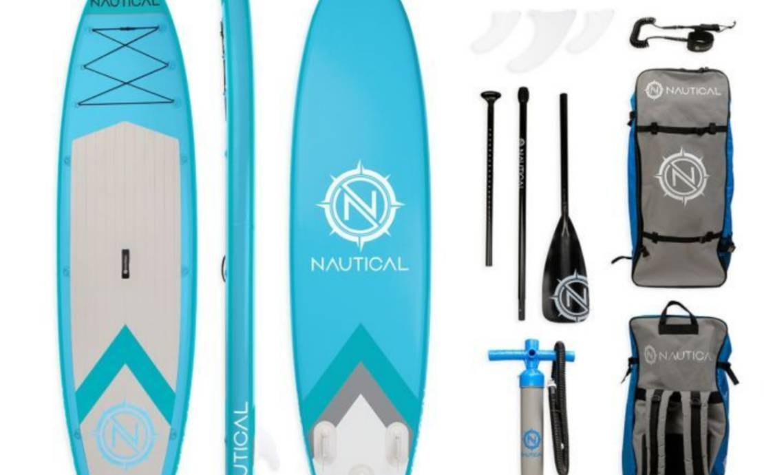 Nautical Stand Up Paddle board