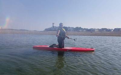 Stand Up Paddle Board rental in Winthrop