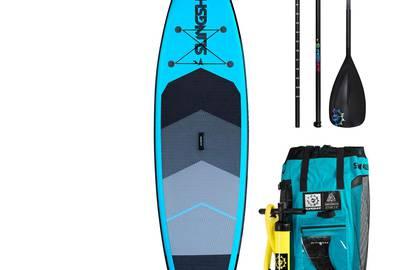 Slingshot Crossbreed Inflatable Paddle Board