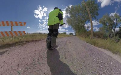 Electric unicycle rental in Laramie
