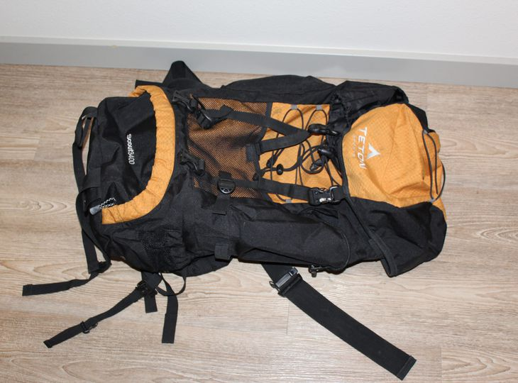 Travel Backpack - Teton Scout