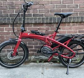 Scout - Tern Vektron Q9 Folding Electric Cargo Bike