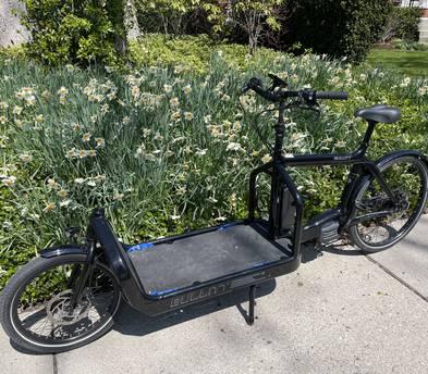 Viggo - Larry Vs Harry Bullitt electric cargo bike