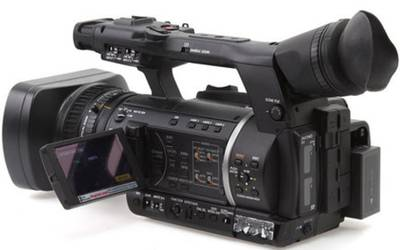 Film equipment rental in Los Angeles