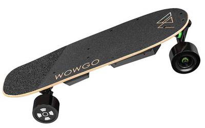 Meepo electric skateboard rental in San Gabriel