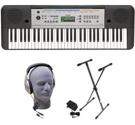 Yamaha YPT-255 61-Key Keyboard