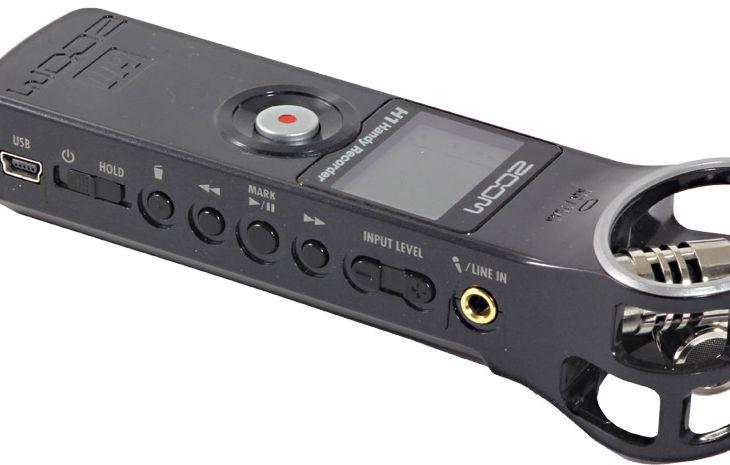 Rent Zoom H1 Portable Audio Recorder In Kirkland Wa Friendwitha
