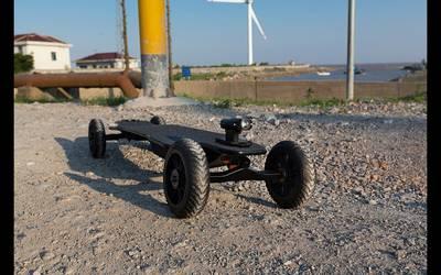 Electric Longboard Backfire Ranger X2