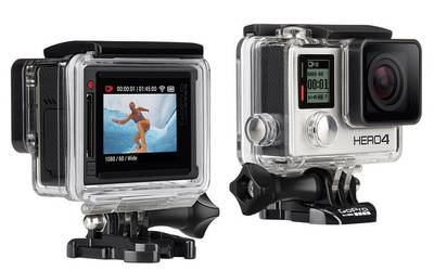 Sports cameras rental in Los Angeles