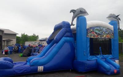 Bounce house rental in Everett