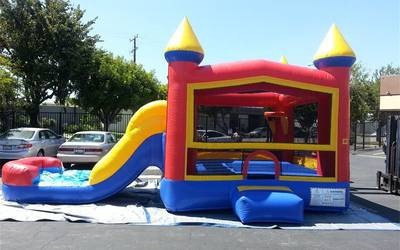 Bounce house rental in Los Angeles