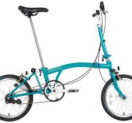 Folding Premium Bike - Brompton and Dahon