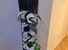 Burton Bullet Snowboard for rent