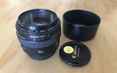 Lens rental in Los Angeles