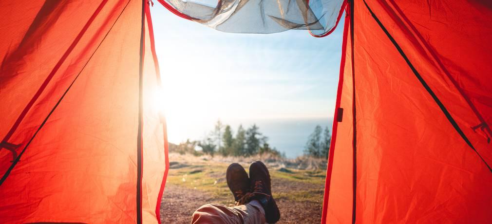 Camping Tent rentals