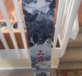 Capita snowboard