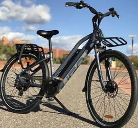 Electric Bike Quick, Explore and Amiti E+ Rentals