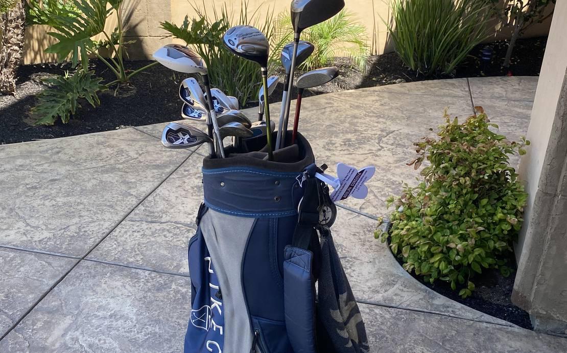 Golf Club Rental Discovery Bay