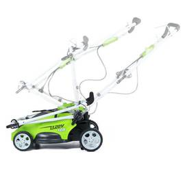 "Greenworks 120V 16"" Electric Lawn Mower"