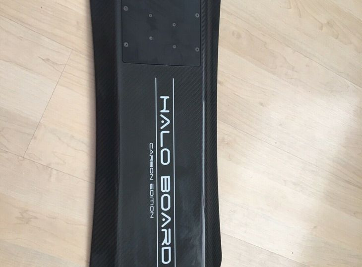 Halo Carbon 2nd Generation Electric Skateboard