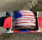 Onewheel CBXR Captain America (20-30 Miles Range)