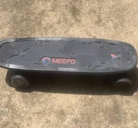 MEEPO MINI 2 ER (Extended Range) Hub Drive;  With upgrades