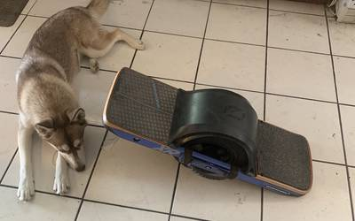 Electric skateboard rental in Denver