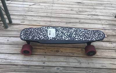 Meepo electric skateboard rental in Las Vegas