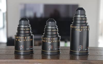 Camera Lens rental in Los Angeles