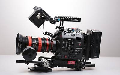 Video equipment rental in Los Angeles
