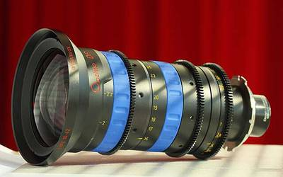 Camera Lens rental in Los Angeles