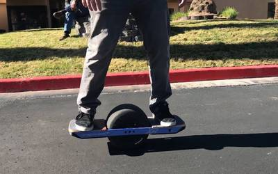 One Wheel XR (Extended Range)