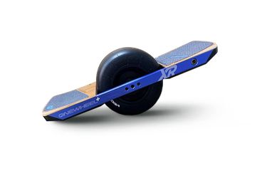 Onewheel XR with Fender and Fangs