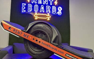 Electric Skateboard rental in Houston