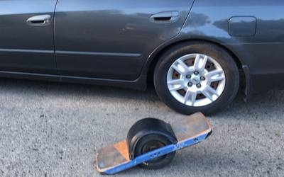 Electric skateboard rental in Middletown