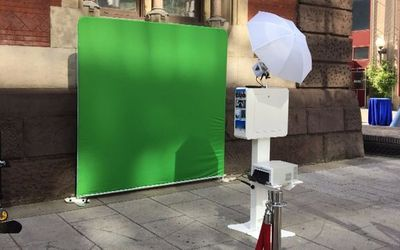 Photo Booth rental in Portland