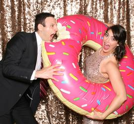 Radiant Photo Booth Rentals
