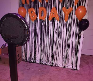 Photobooth Selfie Station Party Rental