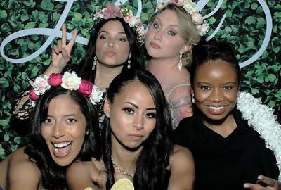 Vanity Flair Photo Booth Rental