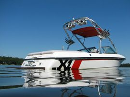 X-1 Mastercraft Boat Rental at Lake Tapps