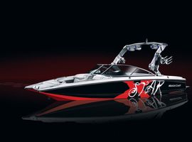 X-Star Mastercraft Boat Rental at Lake Tapps