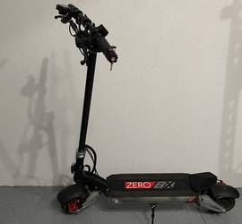 Zero 8x Electric Scooter | Solid Tires, Fun
