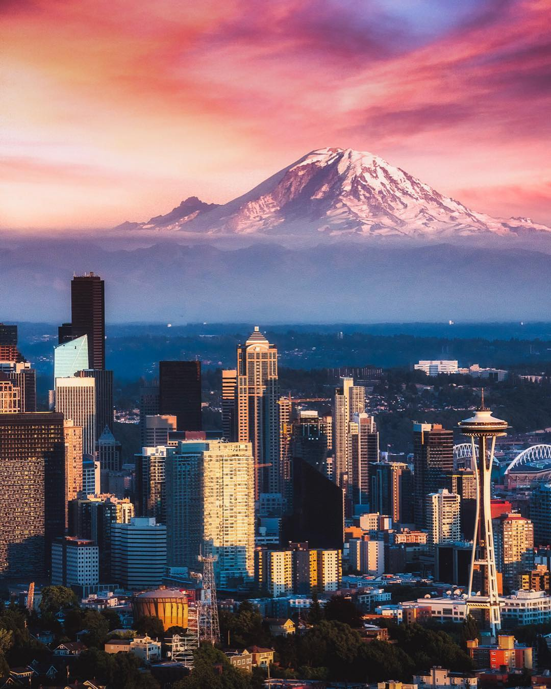 15 adventurous things to do around the Seattle area